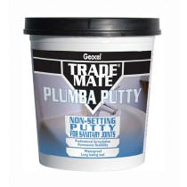 Geocel (Trade Mate) Plumba Putty - 750g