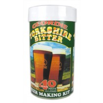 Geordie Yorkshire Bitter Beer Making Kit - 40 Pints