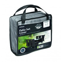 Gardman 6-8 Seater Rectangular Patio Set Cover - Grey