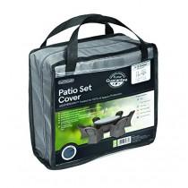 Gardman 6-8 Seater Round Patio Set Cover - Grey