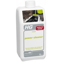 HG 40 Natural Stone Power Cleaner (Stripper) - 1L