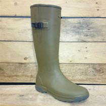 Grubs Highline Wellington Boots - Sage Green - Size 8
