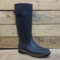 Grubs Highline Wellington Boots - Mahogany - Size 8