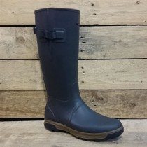 Grubs Highline Wellington Boots - Mahogany - Size 7