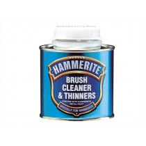 Hammerite Brush Cleaner & Thinners - 250ml