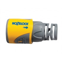 Hozelock 2050 Hose End Connector - For 12.5mm and 15mm Hose