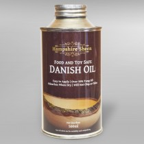 Hampshire Sheen Food & Toy Safe Danish Oil - 500ml