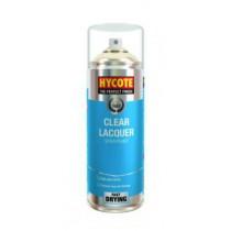 Hycote HYCXUK0232 Clear Lacquer Aerosol - 400ml