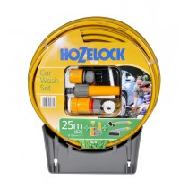 Hozelock 2628 Car Wash Set including Hose - 25m