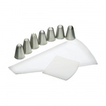 Kitchen Craft Sweetly Does It Icing Set - 9 Piece