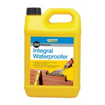 Everbuild 202 IINTEGRAL LIQUID WATERPROOFER - 5L