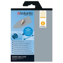 Brabantia (317309) Heat Reflecting Ironing Board Cover - Size E 135cm x 49cm
