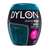 Dylon Fabric Dye Pod - Jeans Blue - 350g