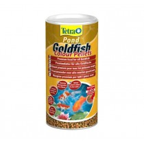 Tetra Pond (T13100) Goldfish Colour Food - 1L