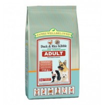 James Wellbeloved (Adult Dog) Duck & Rice - 15kg