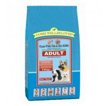 James Wellbeloved (Adult Dog) Fish & Rice - 15kg