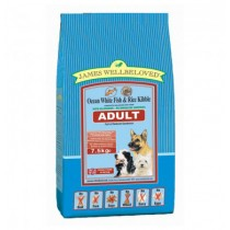 James Wellbeloved (Adult Dog) Fish & Rice - 7.5kg