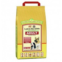 James Wellbeloved (Adult Dog) Lamb & Rice - 2kg