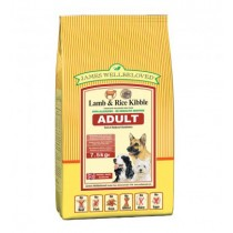James Wellbeloved (Adult Dog) Lamb & Rice - 7.5kg
