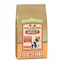 James Wellbeloved (Adult Dog) Turkey & Rice - 15kg