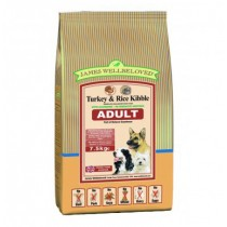 James Wellbeloved (Adult Dog) Turkey & Rice - 7.5kg