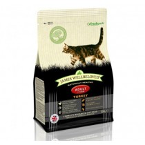 James Wellbeloved (Adult Cat) Turkey - 300g