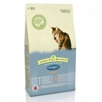 James Wellbeloved (Cat) Hairball - Turkey - 1.5kg