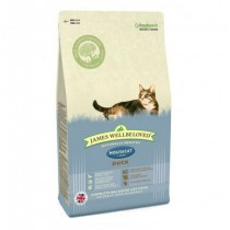 James Wellbeloved (Cat) Housecat - Duck - 1.5kg