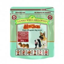 James Wellbeloved (Dog) Minijacks Duck, Rice & Tomato - 90g