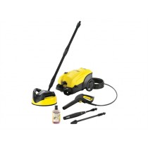 Karcher - 1.637.313.0 - K4 Compact Home Pressure Washer 130 Bar 1800 Watt