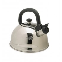 Kitchen Craft Le'Xpress Stainless Steel Whistling Kettle - 1.6L