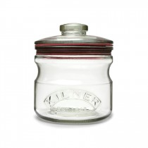 Kilner Push Top Jar - 0.65L