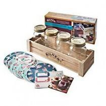 Kilner Preserve Jar Gift Set - 31 Piece