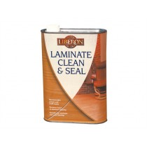 Liberon Laminate Floor Cleaner (Clean & Seal) - 1 Litre