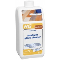 HG 73 Laminate Gloss Cleaner (Wash & Shine) - 1 Litre