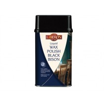Liberon Liquid Wax Polish Medium Oak - 500ml