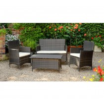 Li-Lo GSET134MB Ventura 4 Piece Sofa Set