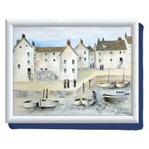 Creative Tops Cornish Harbour Cushion Lap Tray
