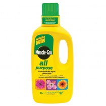 Miracle-Gro All Purpose Concentrated Liquid Plant Food - 1 Litre