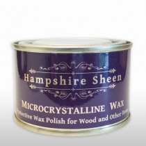 Hampshire Sheen Microcrystalline Wax - 130g