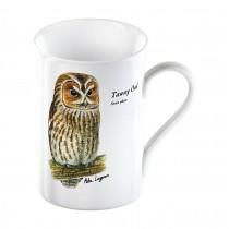 Creative Tops Wild Life Trust Tawny Owl Mug In A Giftbox