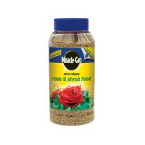 Miracle-Gro Slow Release Rose & Shrub Plant Food - 1kg