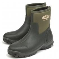 Grubs Midline 5.0 Wellington Boots - Moss Green - Size 11