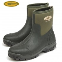 Grubs Midline 5.0 Wellington Boots - Moss Green - Size 4