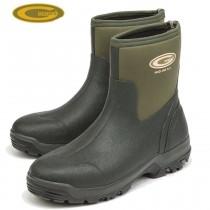 Grubs Midline 5.0 Wellington Boots - Moss Green - Size 4