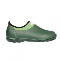 Muck Boot Daily Shoe - Green - Size 4