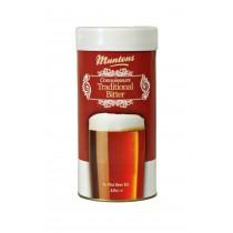 Muntons Connoisseurs Traditional Bitter Beer Making Kit - 1.8Kg - 40 Pints