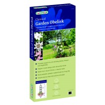 Gardman Classical Garden Obelisk - 2m x 0.4m