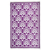 Fallen Fruits (OC27) Garden Carpet Persian - Purple/white