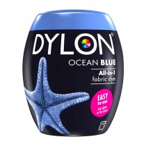 Dylon Fabric Dye Pod - Ocean Blue - 350g
